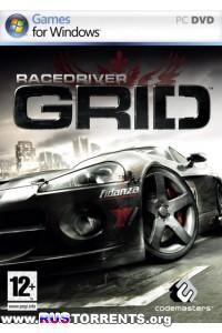 Race Driver GRiD (RUS/ND) v1.2/v1.3 [Repack]