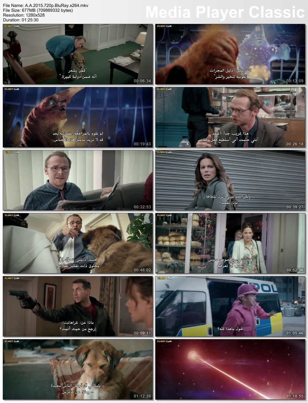������� Absolutely Anything BluRay