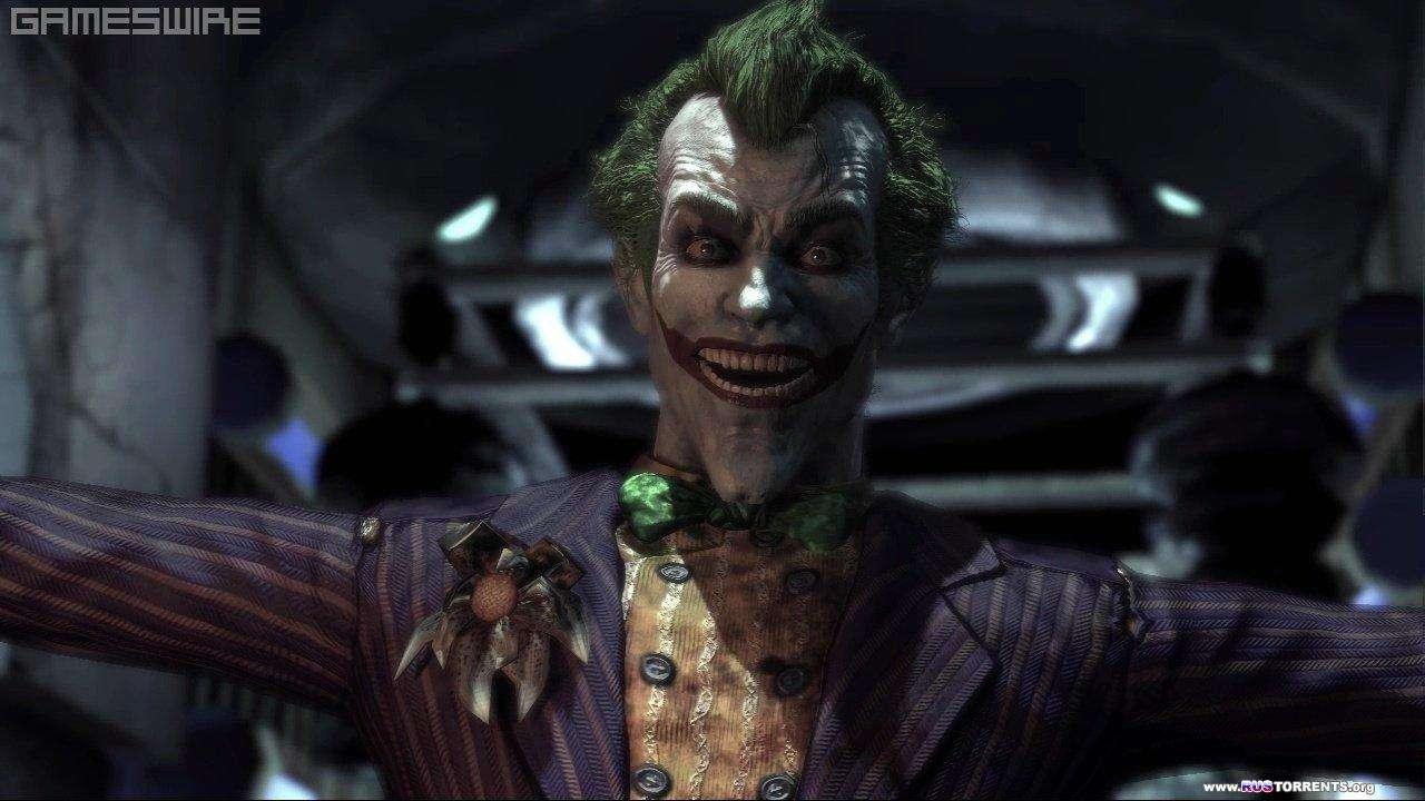 Batman: Arkham Asylum | MAC