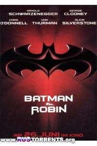 Бэтмен и Робин | BDRip 1080p