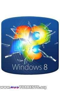 Windows 8 [12in1] Activated [x86-x64] by Bukmop [Ru] | Авто активатор