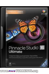 Pinnacle Studio 16 Ultimate 16.0.0.75 Final [2012]