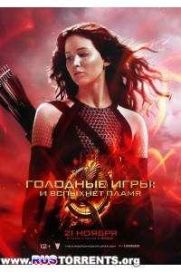 Голодные игры: И вспыхнет пламя | BDRip 1080p | IMAX | Лицензия