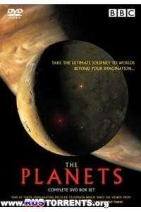 BBC. Планеты  [01-08 из 08]  DVDRip-AVC