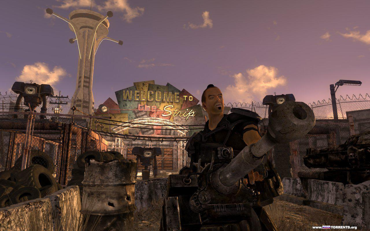 Fallout New Vegas - Extended HD Edition
