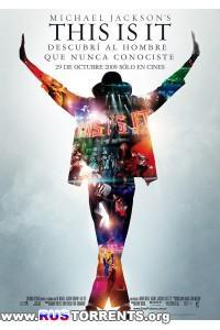 Майкл Джексон: Вот и всё | HDRip