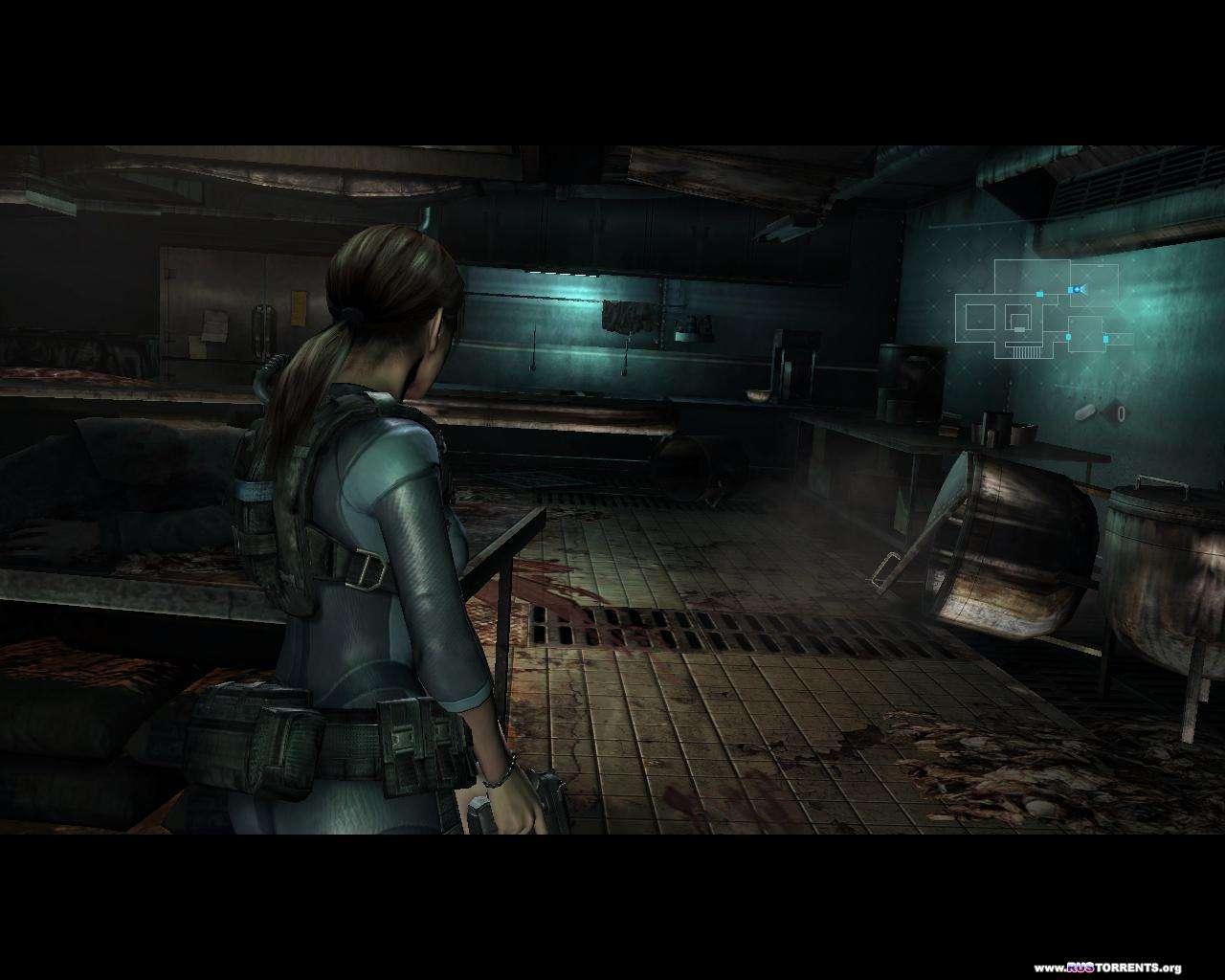 Resident Evil: Revelations [v 1.0u4 + 7 DLC] | PC | RePack �� R.G. ��������