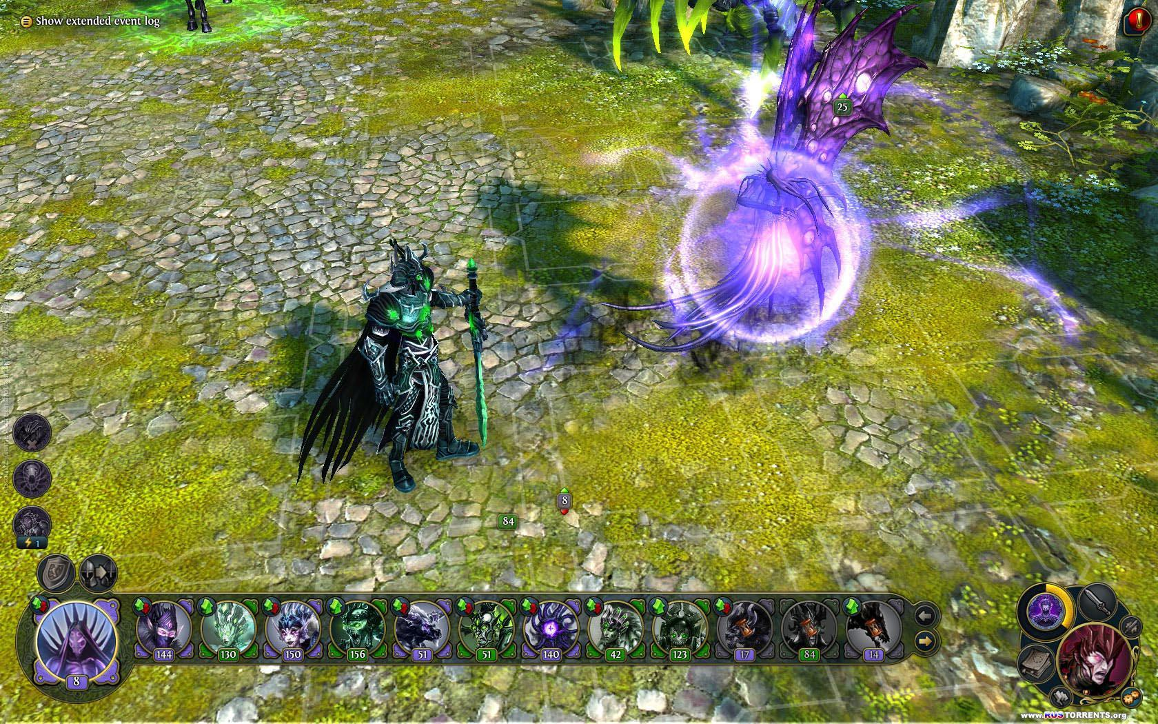 Герои Меча и Магии 6: Грани Тьмы [v. 2.1.0] | RePack от R.G.OldGames