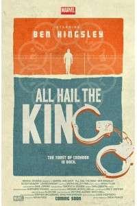Короткометражка Marvel: Да здравствует король | BDRip | P