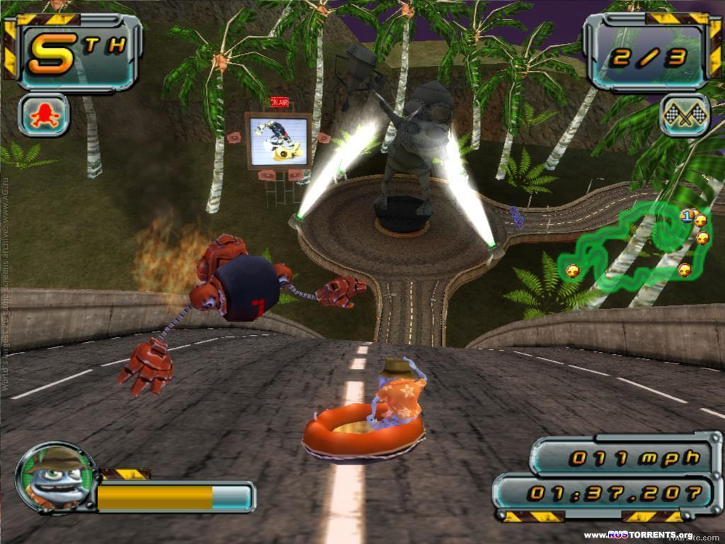 Crazy Frog Racer 2 | �� | ��������