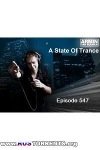 Armin van Buuren - A State of Trance 547