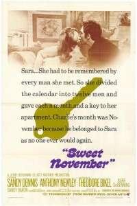 Сладкий ноябрь DVDRip | НТВ+