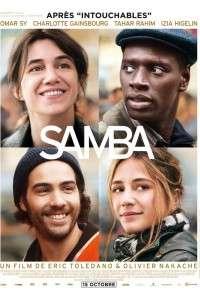 Самба | HDRip | Лицензия