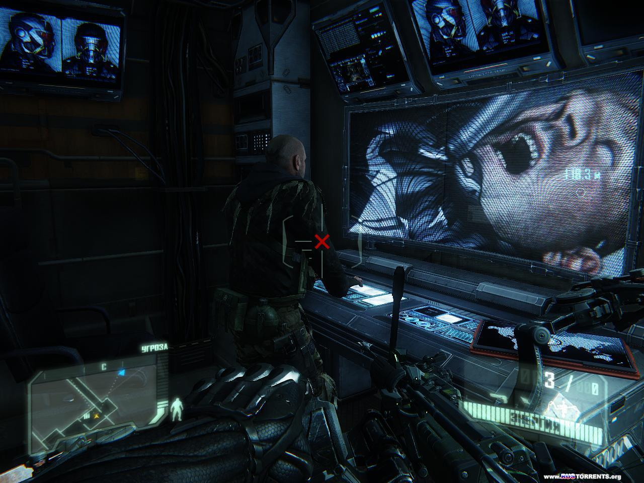 Crysis 3 (Electronic Arts) (RUS|ENG) [Rip] �� VANSIK