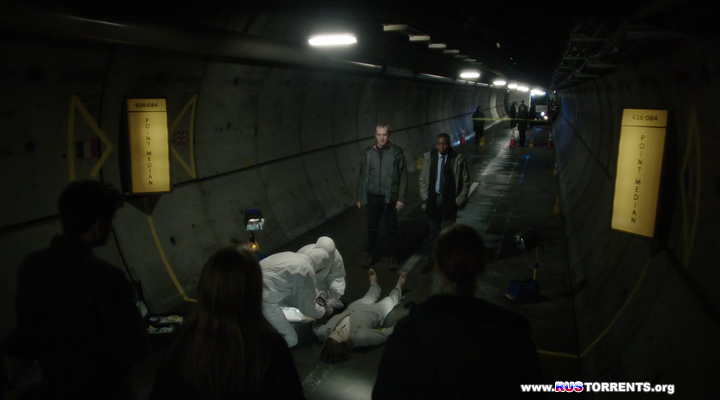 Туннель [S01] | WEB-DLRip | BaibaKo