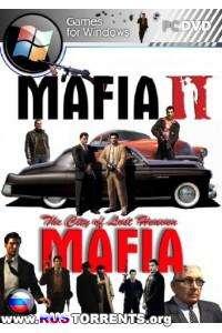 Mafia - Антология | PC | RePack от R.G. Механики