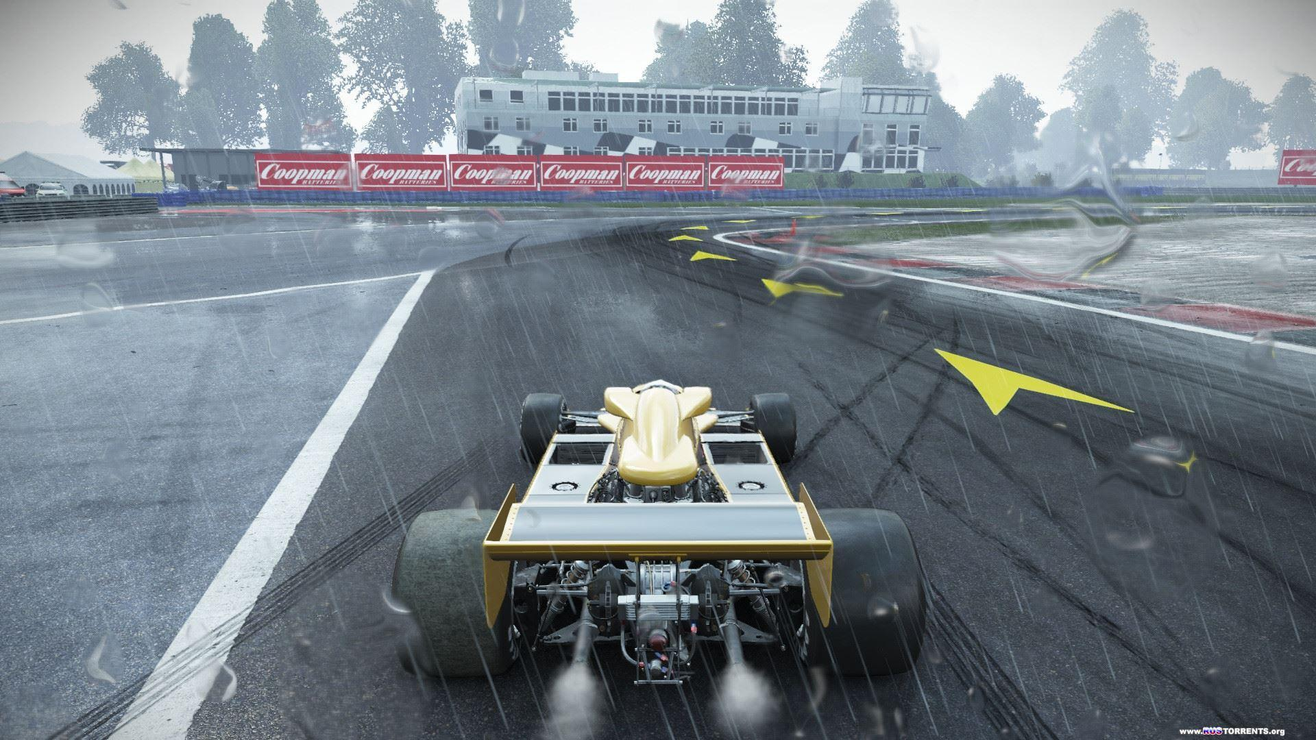 Project CARS [Update 4 + DLC's] | PC | RePack от SEYTER