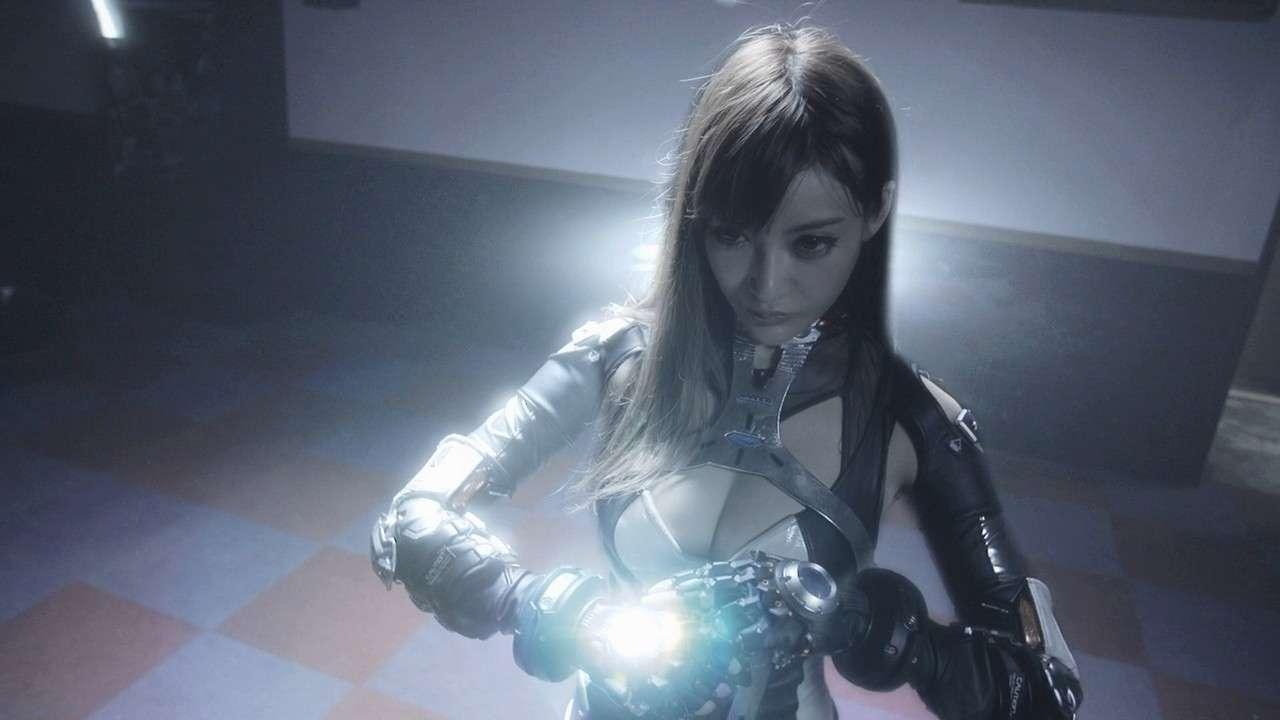 Железная девушка: убийственное оружие / iron girl: ultimate weapon (2015) bdrip 720p / hdrip. Скриншот №6
