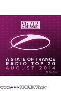 VA -  A State of Trance Radio Top 20 August 2014 | MP3