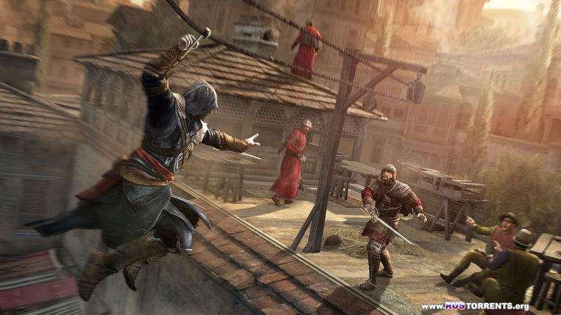 Assassin's Creed: Revelations [v 1.03] | PC | RiP �� R.G. Catalyst