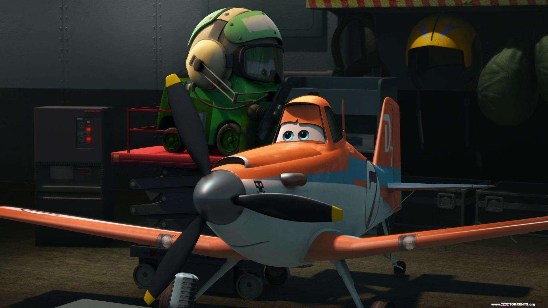 Самолеты | BDRip 1080p | Лицензия
