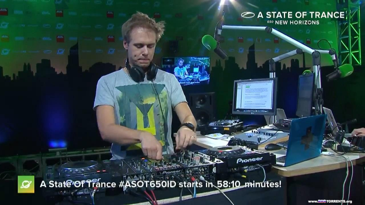 A State Of Trance 650 (Live @ Eco Park Ancol Jakarta, Indonesia) | HDRip 720р