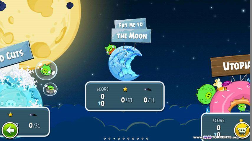 Angry Birds Space Premium + HD v2.0 | Android