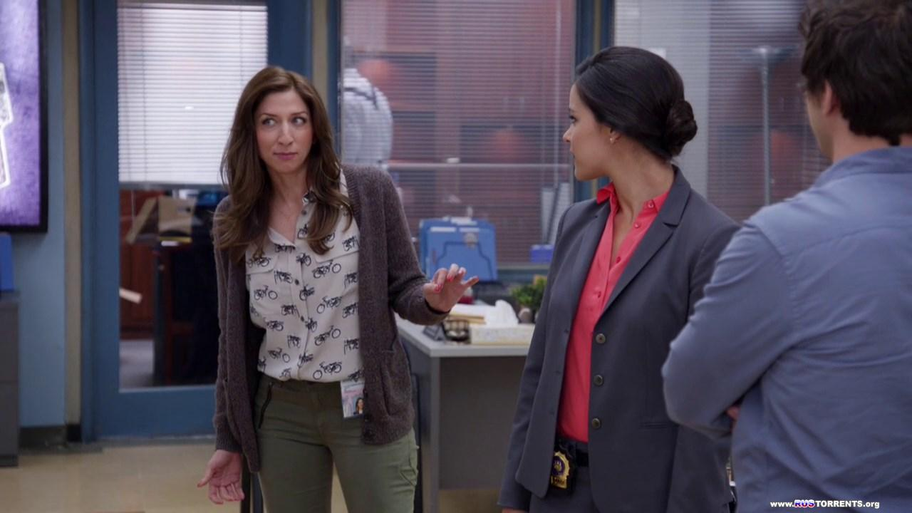 Бруклин 9-9 [01 сезон: 01-22 серии из 22] | WEBDLRip 720p