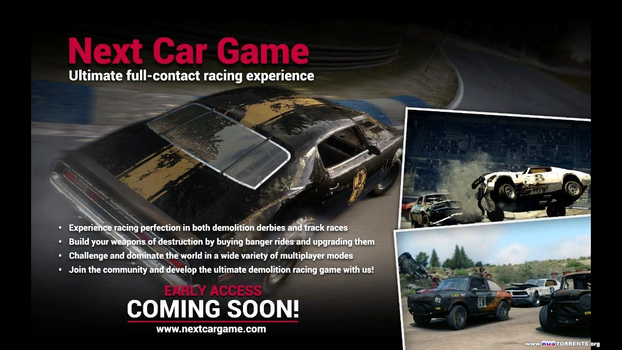 Next Car Game [v 0.176856] | PC