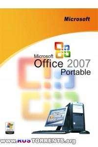 Microsoft Office 2007 12.0.6554.5001 3in1 Portable (v.1.20)