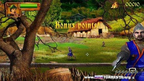 Робин Гуд: Возвращение Ричарда   PSP