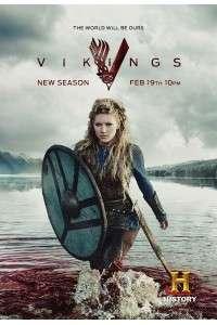 Викинги [03 сезон: 01-10 серии из 10] + Дневник Ательстана | WEB-DL 720p | AlexFilm