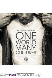 David Boomah - One World Many Cultures (Album)
