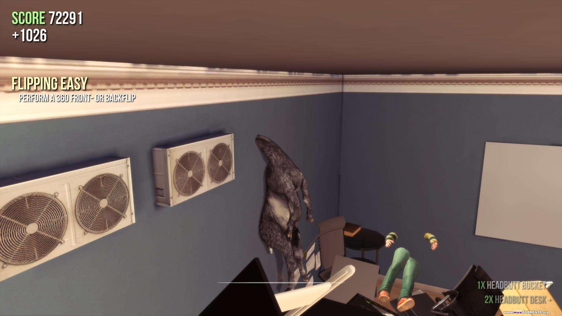 Симулятор Козла [v 1.3.42504] | PC | Steam-Rip от R.G. Origins