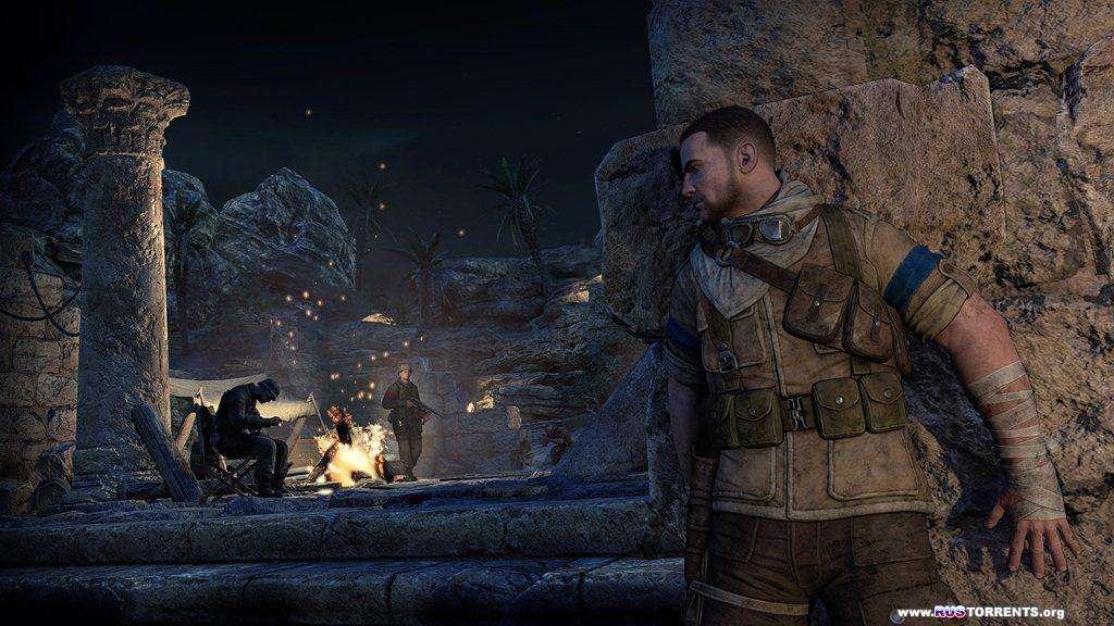 Sniper Elite 3 [+ 4 DLC] | PC | RePack �� XLASER