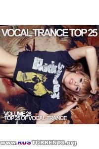 VA - Vocal Trance Top 25 Vol.28