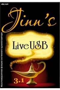 JinnsLiveUSB 3.1 (х86/х64) RUS