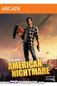 Alan Wake's American Nightmare [Лицензия, ENG, 2012]