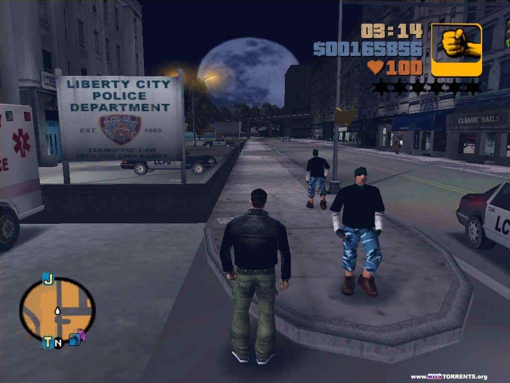 GTA 3 : Real