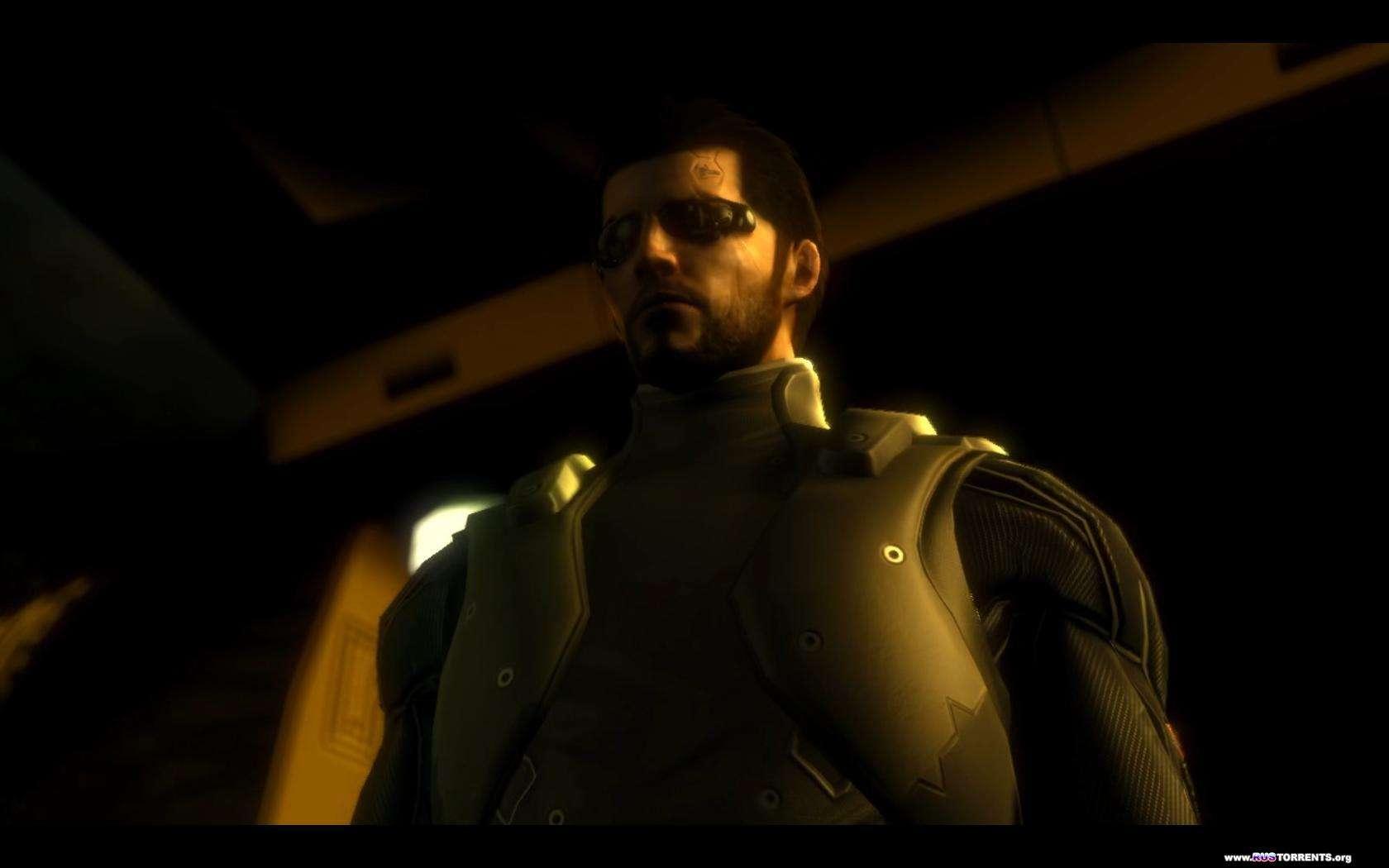 Deus Ex: Human Revolution (Multi7) [RePack] �� R.G. ��������