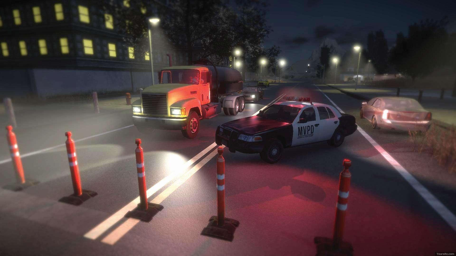 Enforcer: Police Crime Action | PC | Repack от R.G. UPG