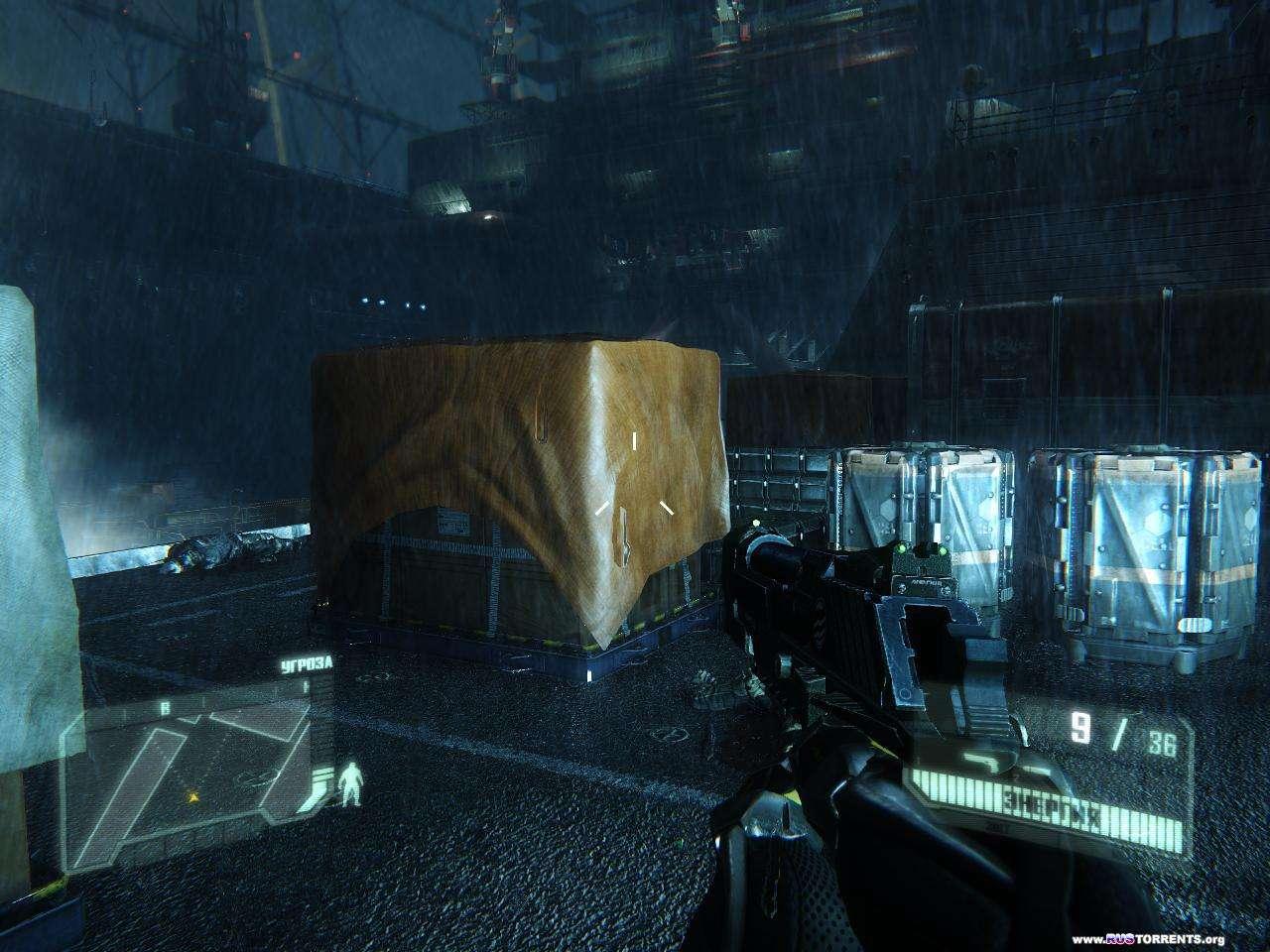 Crysis 3 (Electronic Arts) (RUS ENG) [Rip] от VANSIK