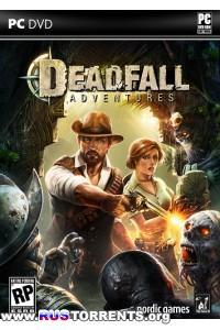 Deadfall Adventures: Digital Deluxe Edition [Update 5] | PC | RePack от z10yded