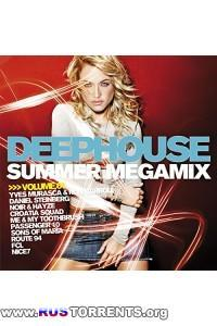 VA - Deephouse Summer Megamix Vol.1 | MP3