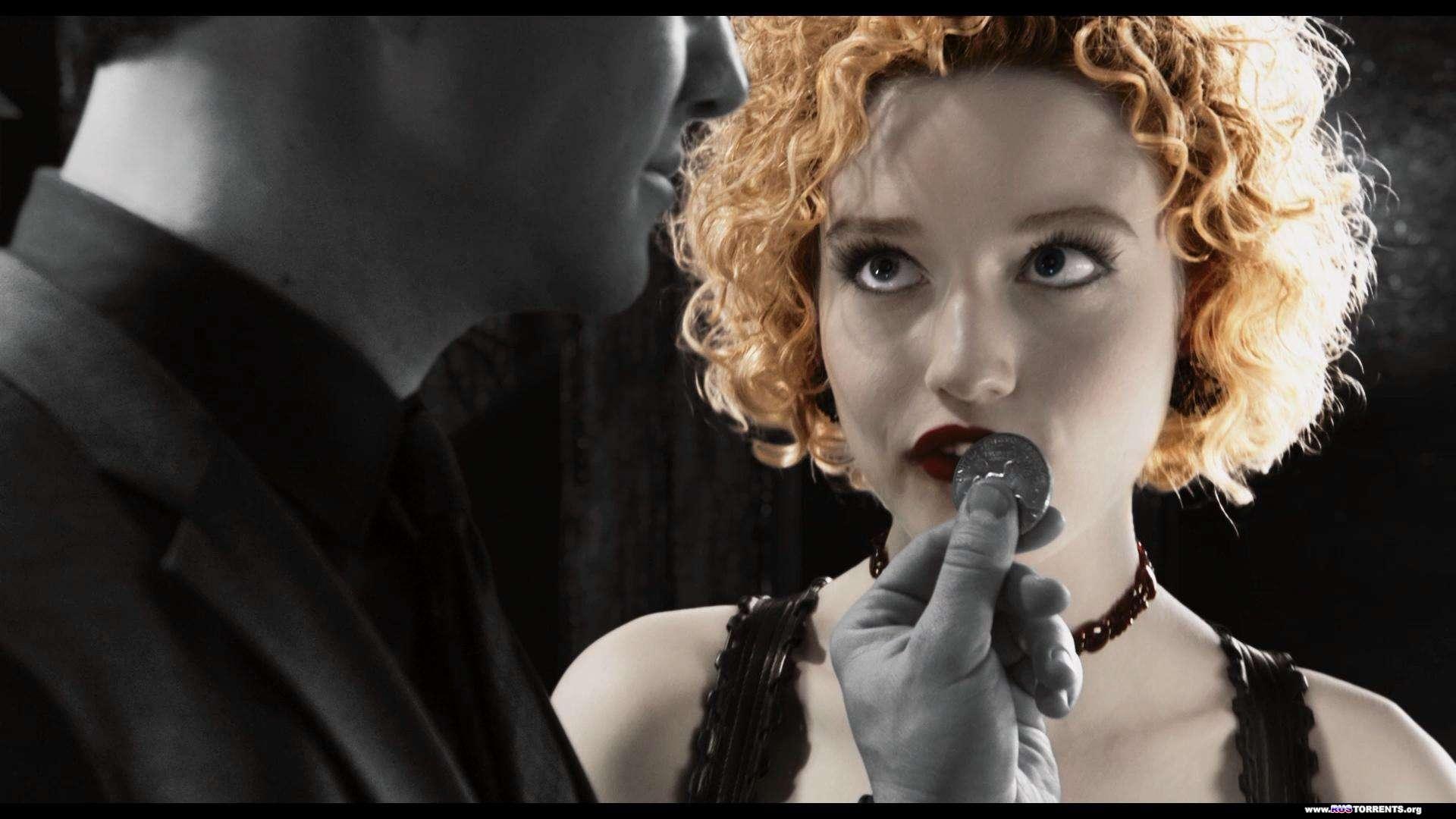 Город грехов 2: Женщина, ради которой стоит убивать | Blu-Ray 1080p | Лицезия