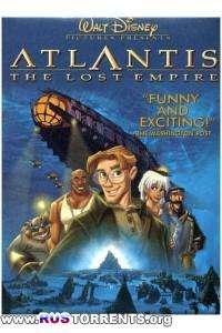 Атлантида: Затерянный мир | DVDRip
