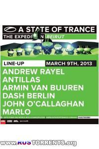 Armin van Buuren - A State Of Trance Episode 600 - Live Beirut, Lebanon [09.03.2013]