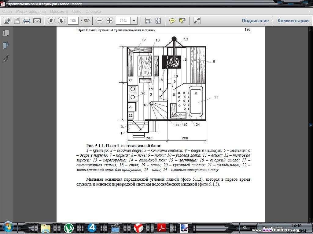 Строительство бани и сауны | PDF