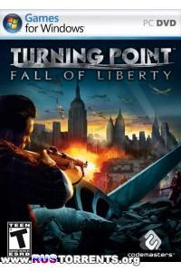 Turning Point: Fall of Liberty | Rip от Audioslave