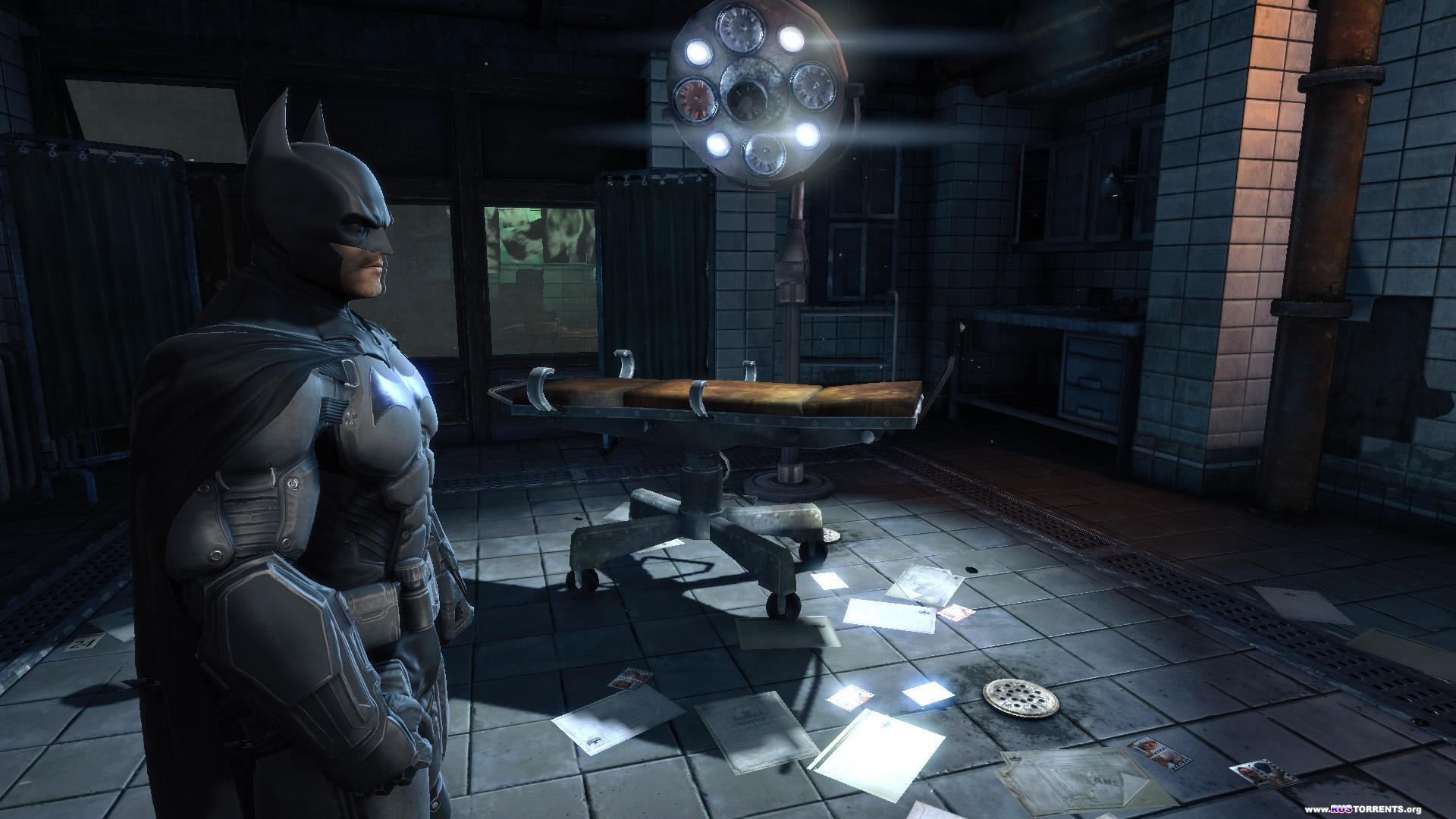Batman: Arkham Origins [Update 10+ DLC] | PC | Rip �� xatab